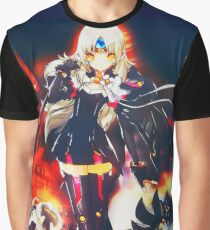 Eve Dark Inferno Graphic T-Shirt