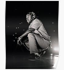 Kendrick Lamar: DAMN  Poster