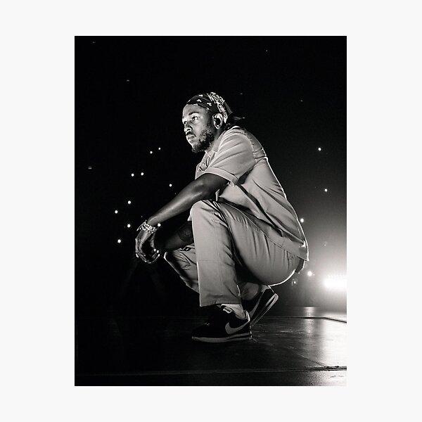 Kendrick Lamar: DAMN  Photographic Print
