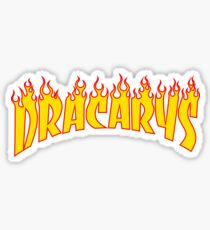 Dracarys - Game of thrones Parody Sticker