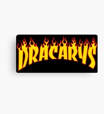 Dracarys - Game of thrones Parody Canvas Print