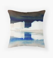 Highrises  Throw Pillow