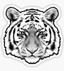 SIX EYED TIGER Sticker