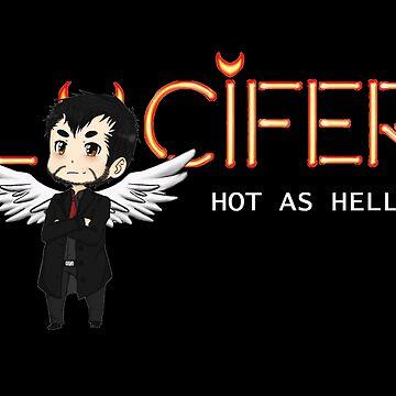 Lucifer Morningstar by Sirocco88
