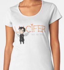 Lucifer Morningstar Women's Premium T-Shirt