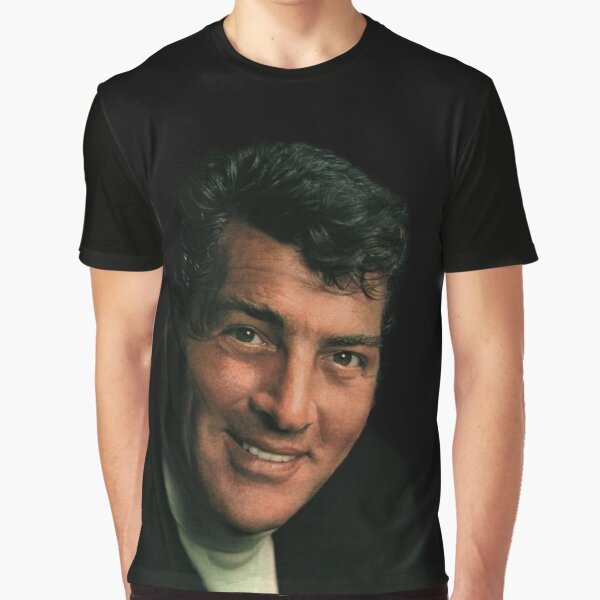 Dean Martin Graphic T-Shirt