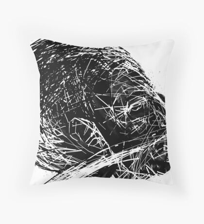 'Achilles' Throw Pillow
