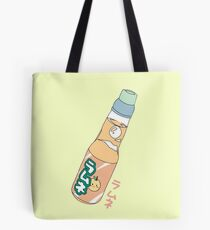 Kawaii Orange Soda Drink  Tote Bag