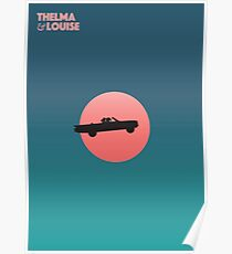 Thelma and louise posters redbubble thelma louise poster bookmarktalkfo Images