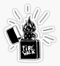 Firewalk Lighter T-shirt- Life is Strange Before the storm Chloe Price T-shirt Sticker