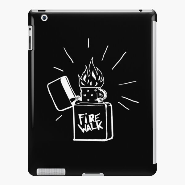Firewalk Lighter T-shirt- Life is Strange Before the storm Chloe Price T-shirt iPad Snap Case