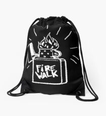 Feuerlauf Feuerzeug T-Shirt Das Leben ist seltsam Vor dem Sturm Chloe Preis T-Shirt Rucksackbeutel