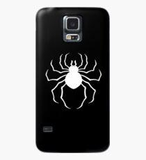 Phantom Troupe Spider White Case/Skin for Samsung Galaxy
