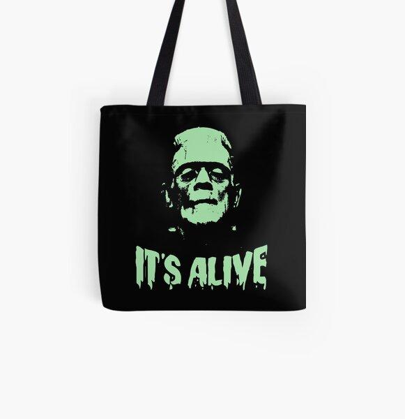 FRANKENSTEIN All Over Print Tote Bag