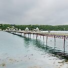 Bangor Pier North Wales UK by AnnDixon