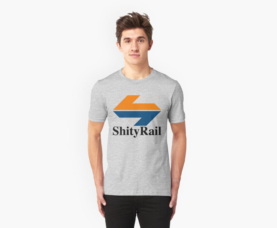 ShityRail by Dave Reid