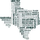 Texas Beer Lovers' Merch (dark turqouise) by texashandmade