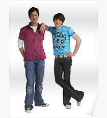 Drake and Josh Poster