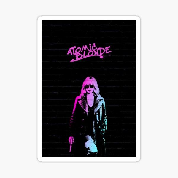 Atomic Blonde - Texted Sticker