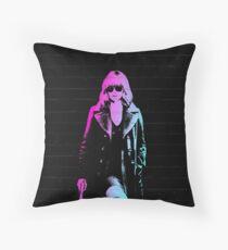 Atomic Blonde Throw Pillow