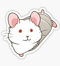 Hamster toob Sticker
