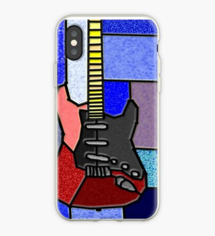 guitar glass 2 iPhone Case