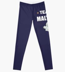 Team Maltese Leggings