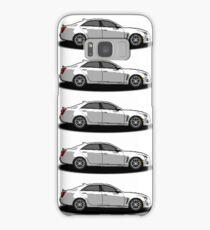 Cadillac CTS-V Pixel Car Samsung Galaxy Case/Skin