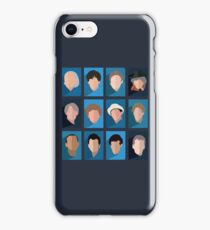 The Doctor Who iPhone Case/Skin