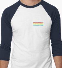 Retro Commodore 64 Men's Baseball ¾ T-Shirt