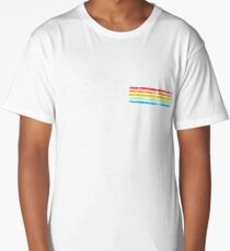 Retro Commodore 64 Long T-Shirt