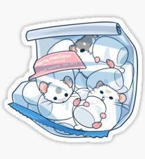 Hamsmallow Sticker