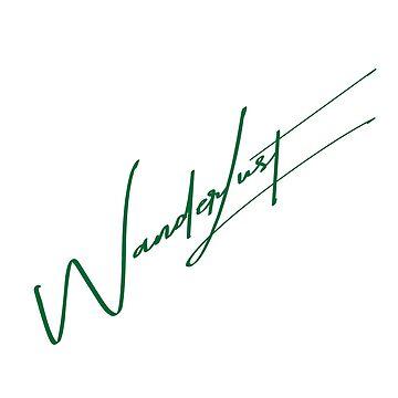Wanderlust  by In-Situ