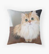 Innocent Throw Pillow