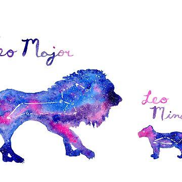 Leo by myartjourney