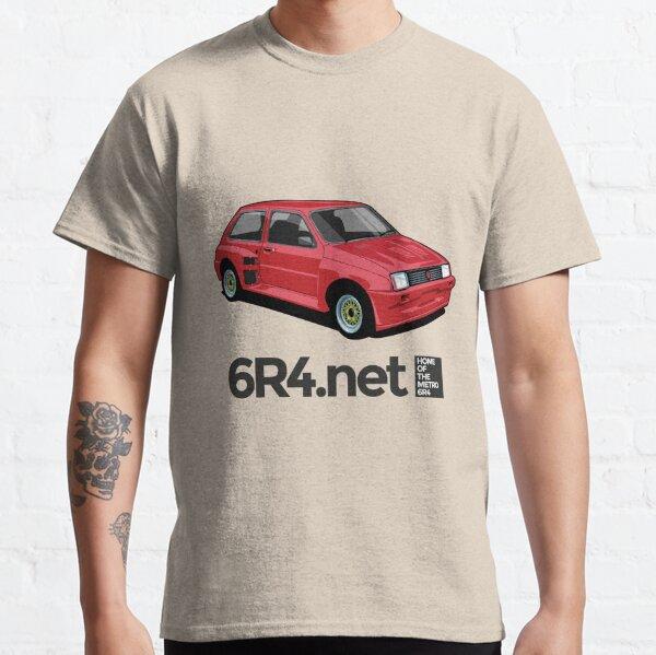 Metro 6R4 - Prototype 6R4.net Classic T-Shirt