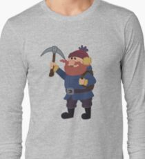 Yukon Cornelius Pattern Long Sleeve T-Shirt