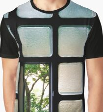 Courtyard Graphic T-Shirt