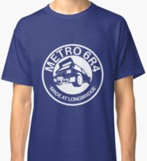 Metro 6R4 - Made at Longbridge Classic T-Shirt