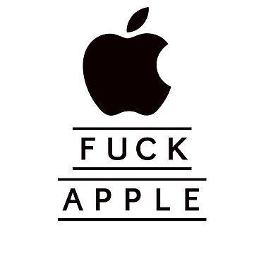 FUCK APPLE by ska4ask