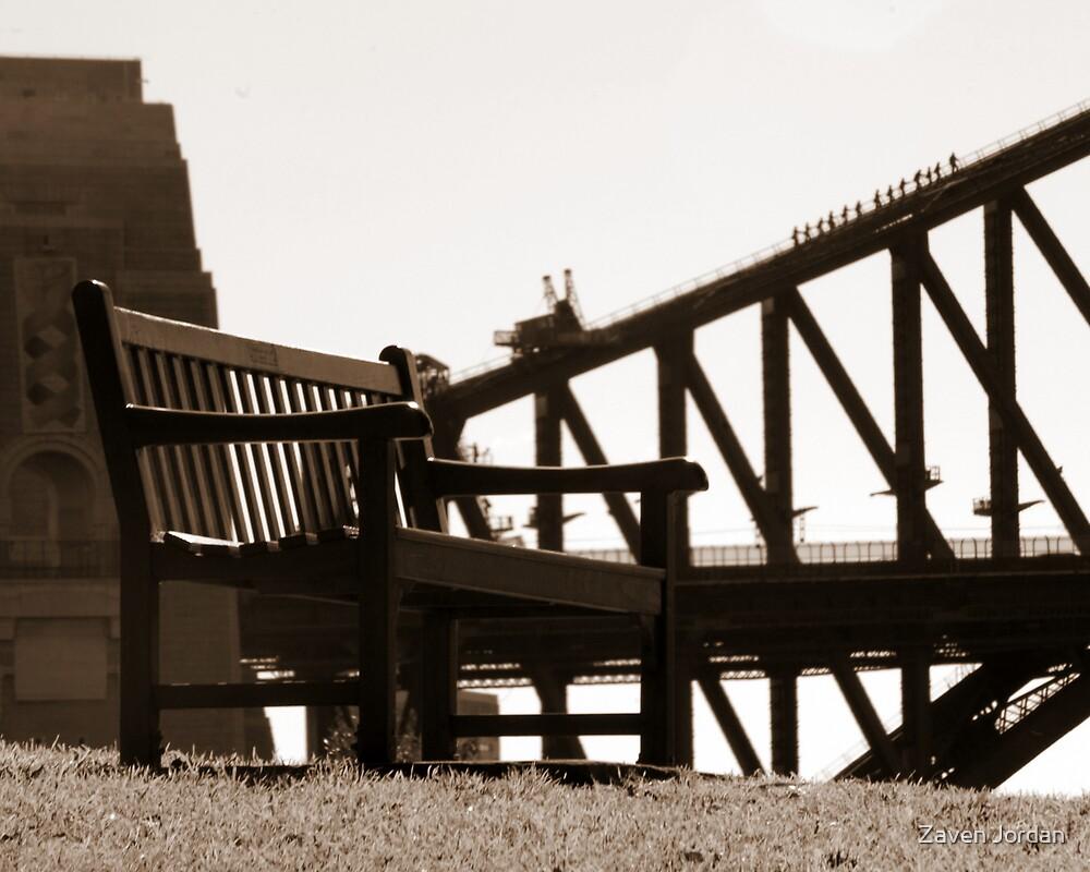 Bridge Climb by Zaven Jordan