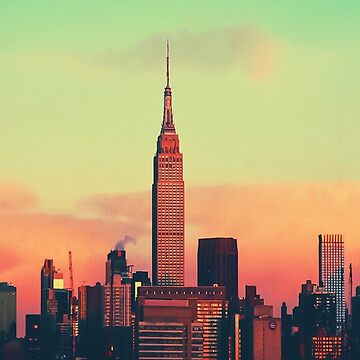 NYC Skyline #trending #decor #prints de cadinera