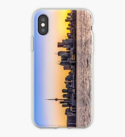 Toronto Skyline 5 iPhone Case