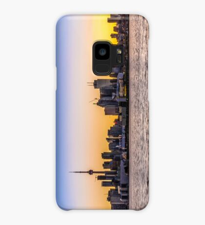 Toronto Skyline 5 Case/Skin for Samsung Galaxy