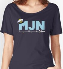 MJN Air  Women's Relaxed Fit T-Shirt