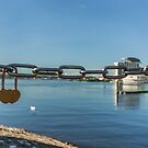 We Love Cardiff Bay by Steve Purnell