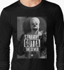 straight outta sewer T-Shirt