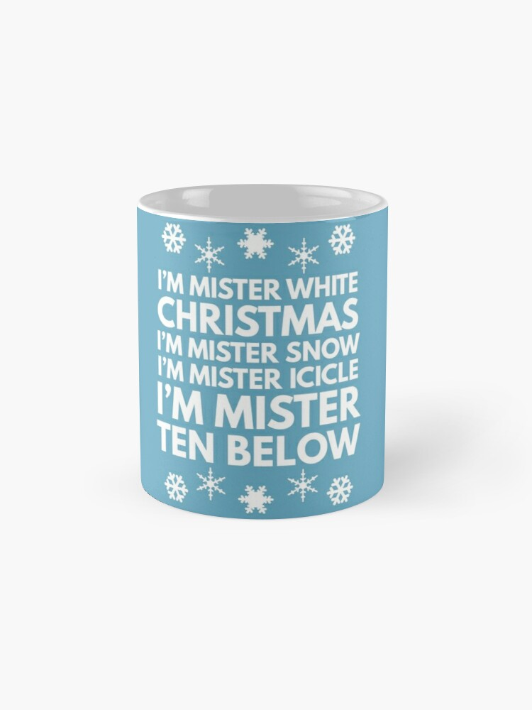 Alternate view of Snow Miser  Mug