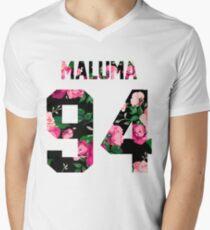 Maluma - Colorful Flowers T-Shirt