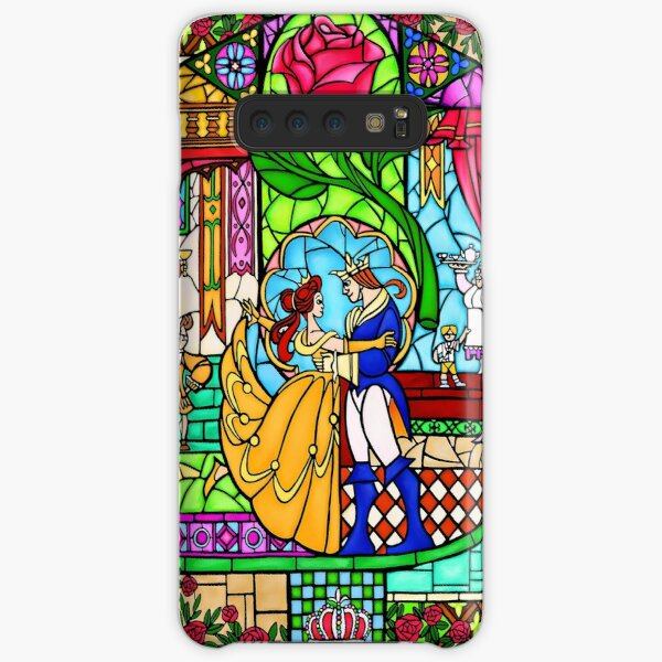 Patterns of the Stained Glass Window Samsung Galaxy Snap Case